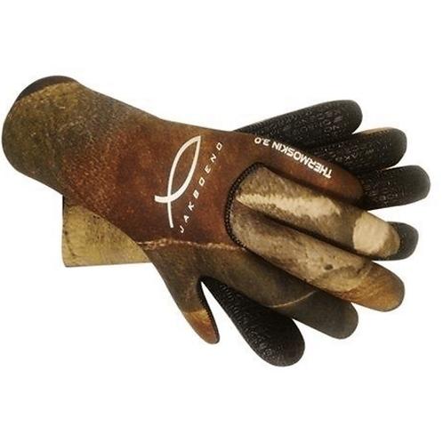 Jak Boeno Quartz Brown Gloves