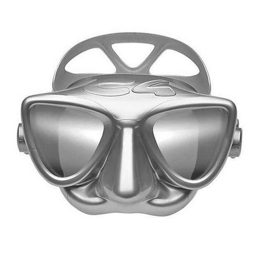 C4 Plasma Silver Mirrored Lenses