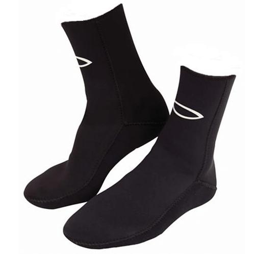 Jak Boeno Quartz Black Socks