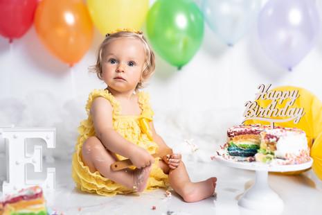 sesiones bebe y tarta