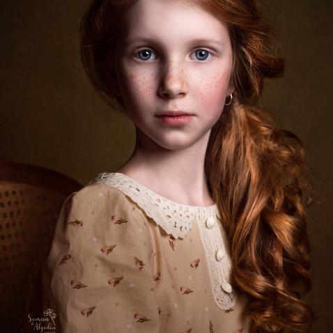 retratos fine art
