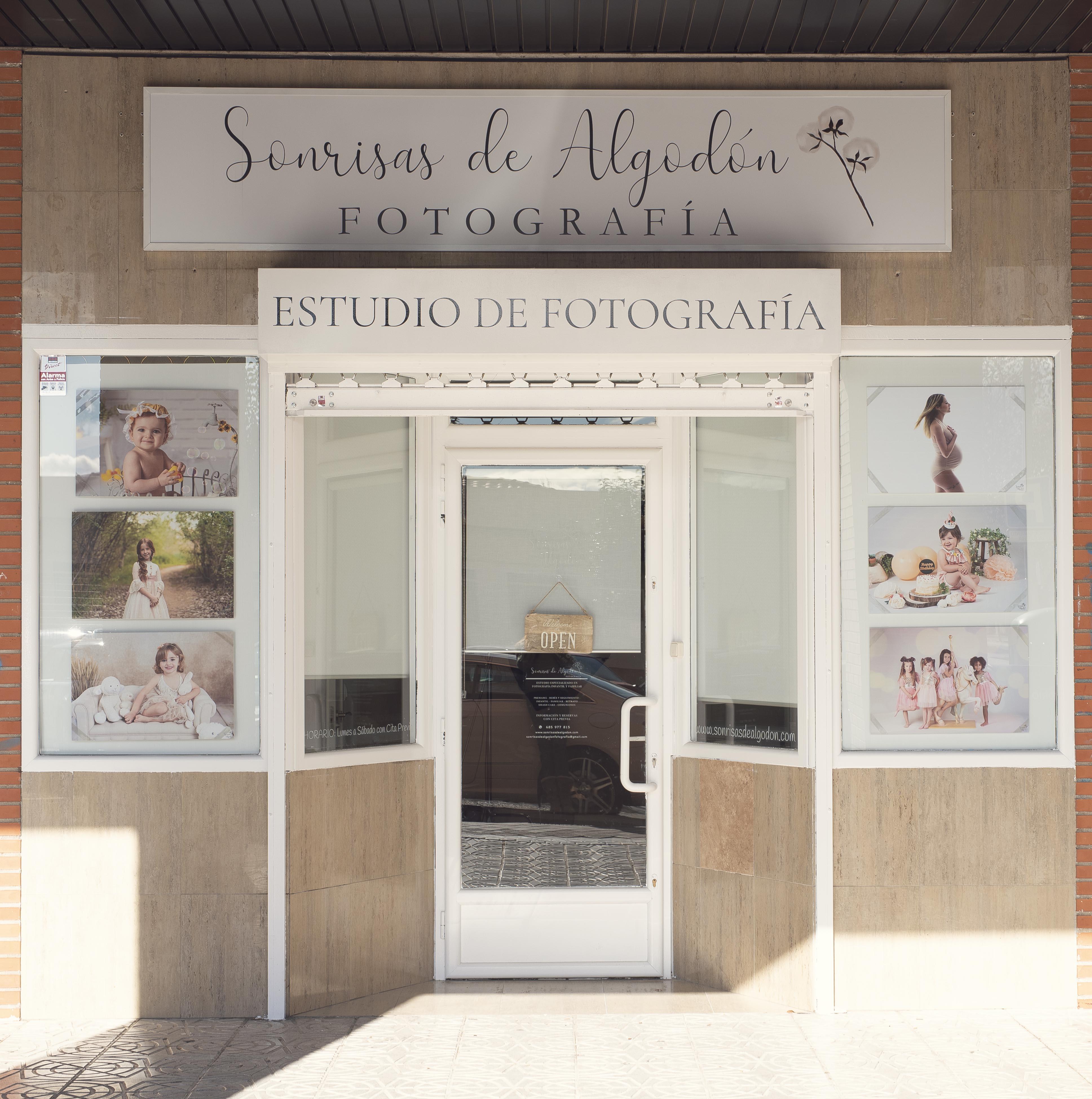 estudio de fotografia en Torrejon de ardoz