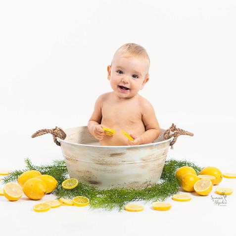 estudio de fotos bebes