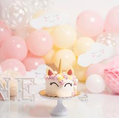 smash cake cumpleaños
