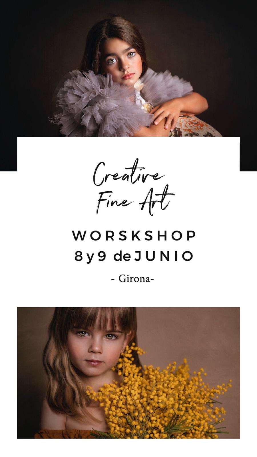 Workshop fine art