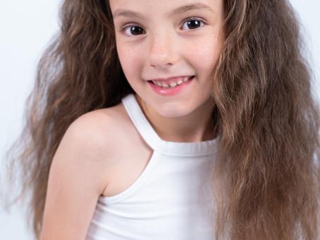 Fotos para Casting Agencias Niños Modelos. Book, Fotografías y Modelos.