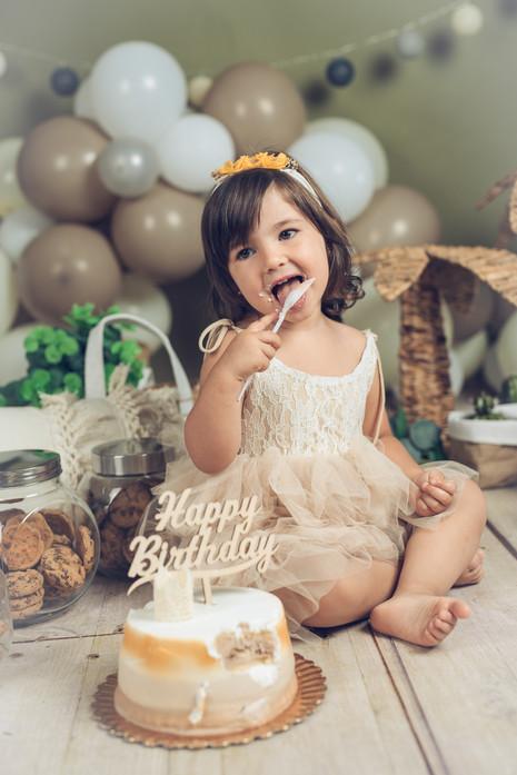 cumpleaños fotos profesionales bebe