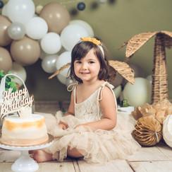 sesion smash cake