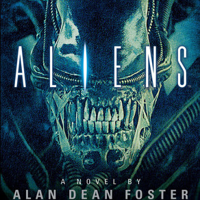 Aliens novelization by Alan Dean Foster