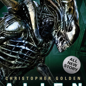 Alien: River of Pain by Christopher Golden