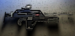WEYLAND STORM RIFLE