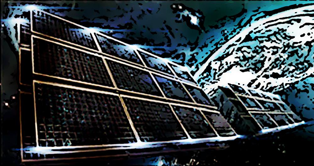 Solstice Solar Array