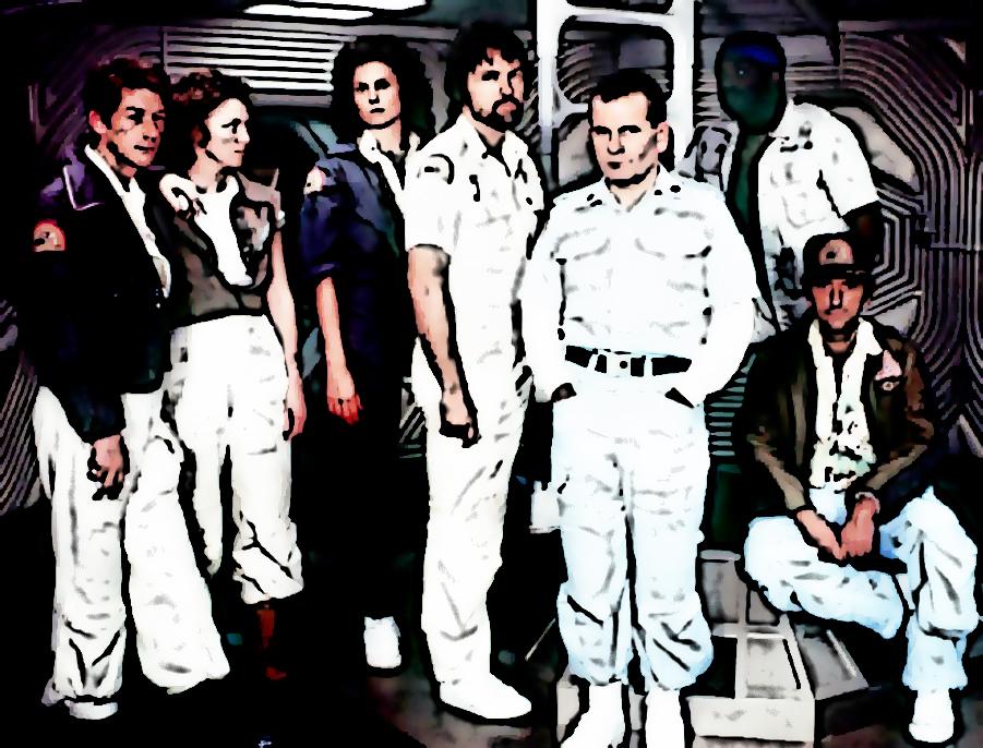 USCSS Nostromo Crew