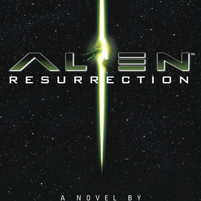 Alien Resurrection by A.C. Crispin