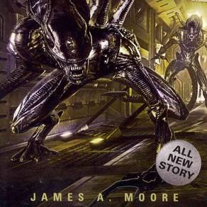 Alien: Sea of Sorrows by James A. Moore
