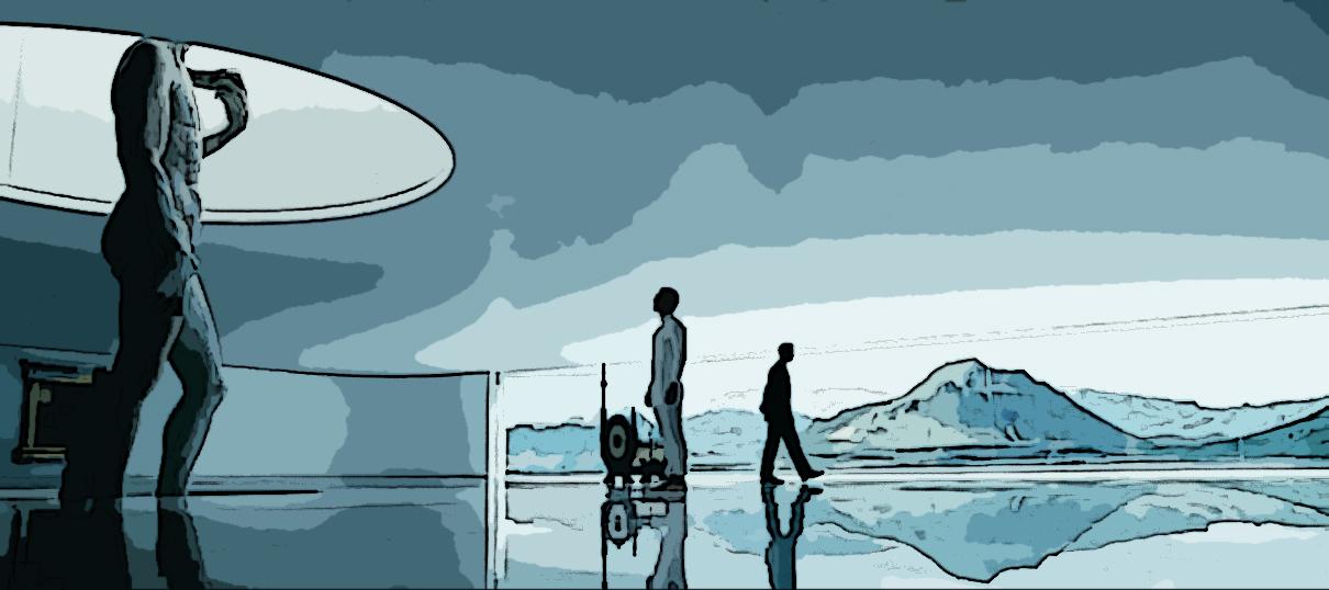 David and Peter Weyland