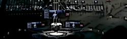 Peter Weyland TED Talk Stage