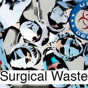 Surgical Biohazard Waste