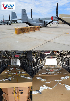 PCADS & V-22 Team Osprey