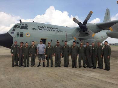 """Royal Thai Air Force Squadron 6 """"Lucky"""""""
