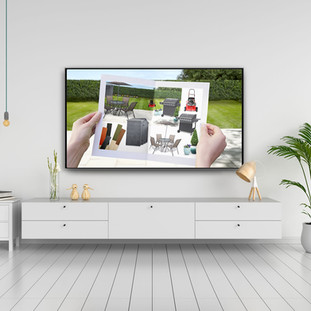 TV placement, retail