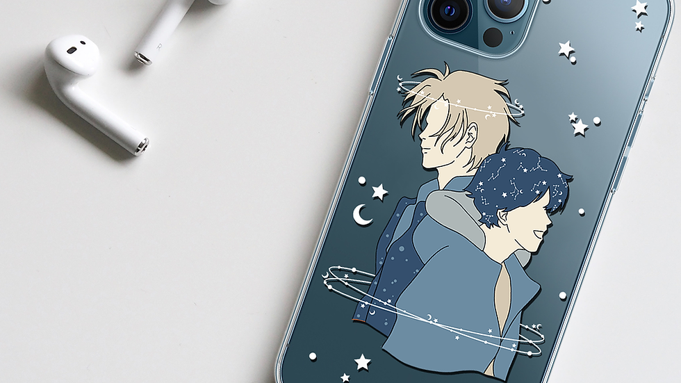 Ash & Eiji Phone Case (iPhone & Samsung)
