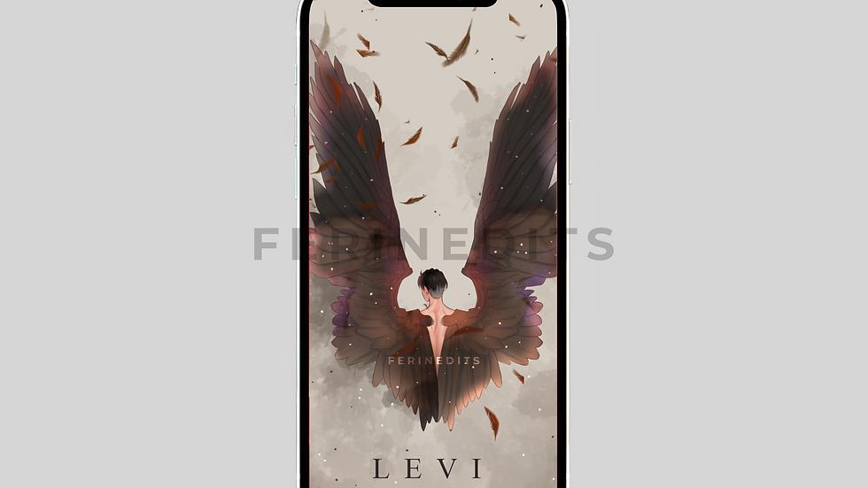 Levi Live Wallpaper
