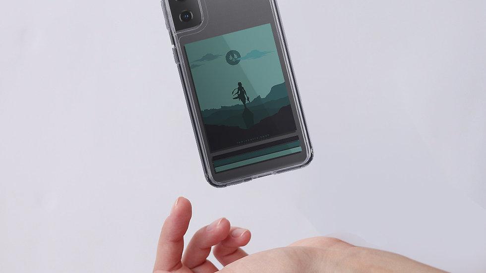Genshin Impact Xiao Phone Case (iPhone & Samsung)