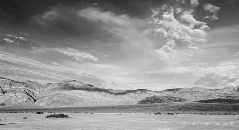 Death Valley bw #12