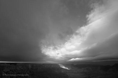 Grand Canyon bw #5
