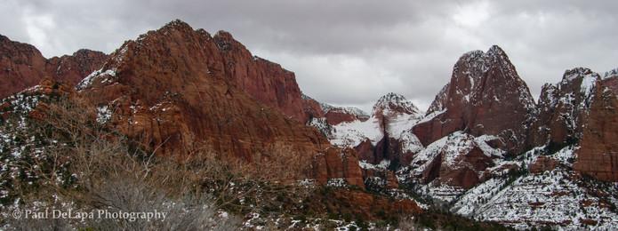 Zion Winter #12
