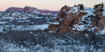 Zion Winter #1