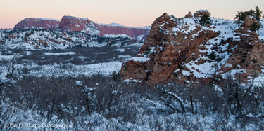 Zion Winter #1