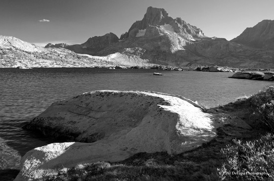 Thousand Is Lake bw #11