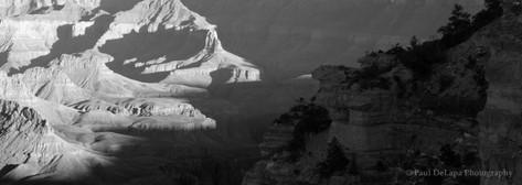 Grand Canyon bw #4