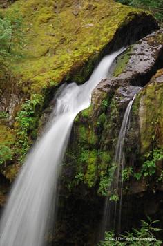 Iron Creek Waterfall #3