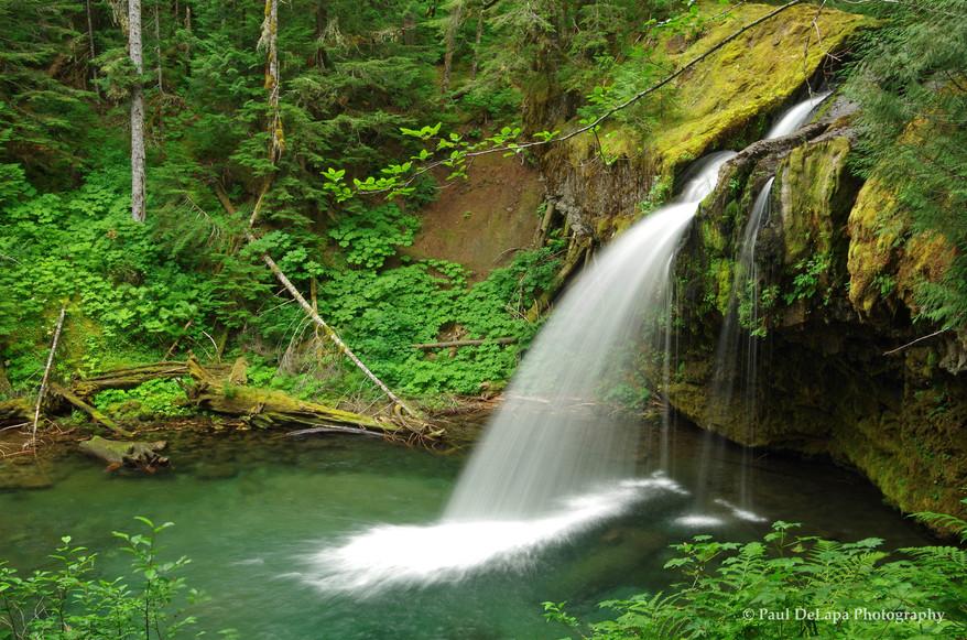 Iron Creek Waterfall #7