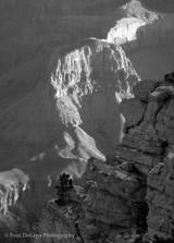 Grand Canyon bw #2