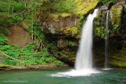 Iron Creek Waterfall #5