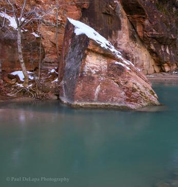 Zion Winter #15