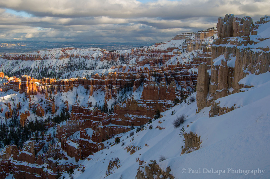 Bryce Canyon Winter #7