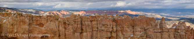 Bryce Canyon Winter #13
