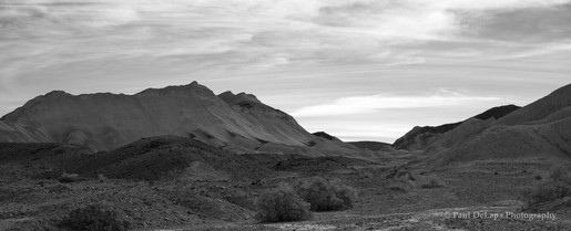 Death Valley bw #15