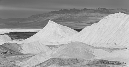 Death Valley bw #3