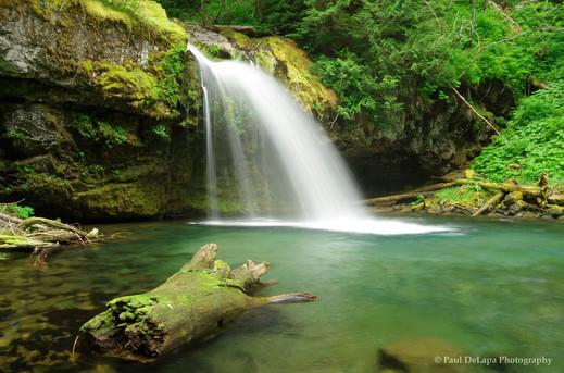 Iron Creek Waterfall #4