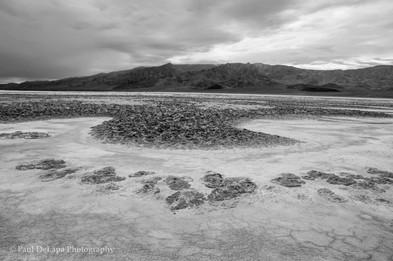Death Valley bw #1