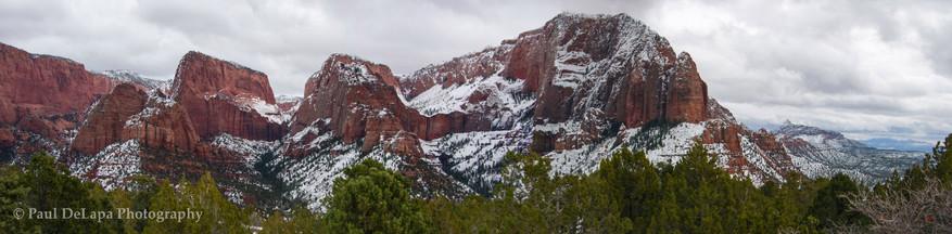 Zion Winter #9