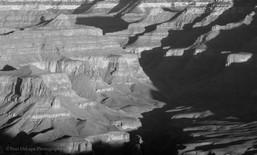 Grand Canyon bw #9