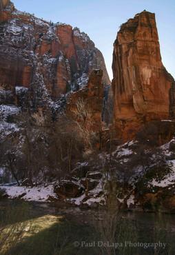 Zion Winter #4