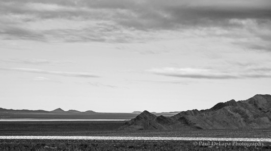 Mohave bw #8